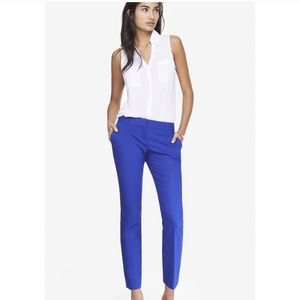 Blue Express Editor Pants